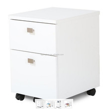 luxury office furniture , modern office furniture , white color office filing cabinet