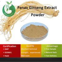 100% Soluble In Water Panax Ginseng Extract/Korean Red Ginseng Extract Tea/Panax Ginseng Extract Powder