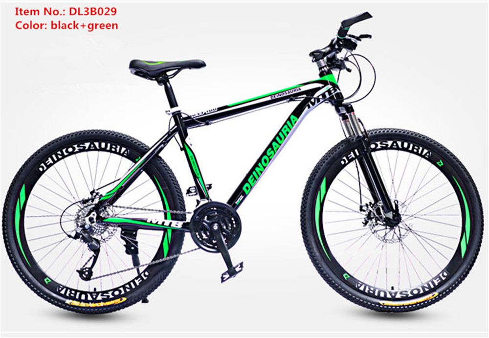 factory manufacturer buy aluminum alloy 24 speed mountain bicycle in china