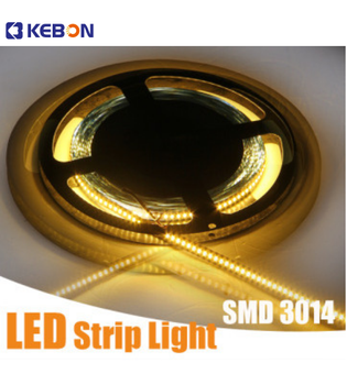 High quality 12v 238pcs Smd 3014 high density led strip lights