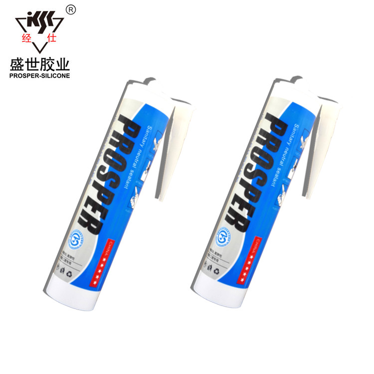 High Temperature Resistant Gutter Silicone Sealant