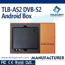 TLB-AS2 DVB-S2 iptv dvb t2 set top Box wifi