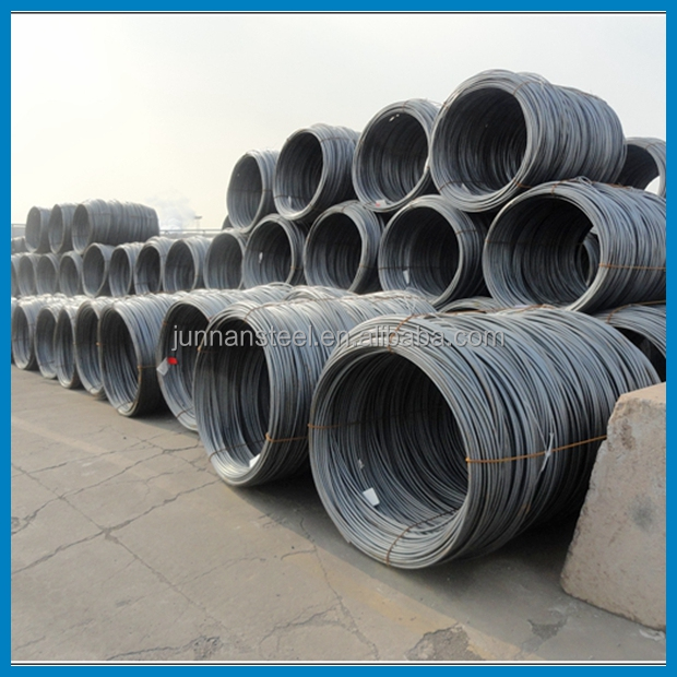 ASTM JIS DIN Standard Mild Steel Wire Rod for Cutting and Bending Available OEM for Cold Drawing and Manufaturing