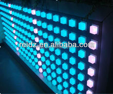 Full color stage / dj / night club decor used dmx 512 led pixel controller software
