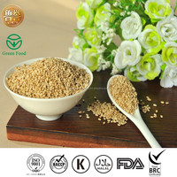 Toasted white sesame seed for cake,dish