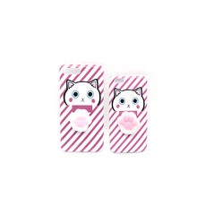 2017 new cartoon 3D TPU Cute Soft Silicone Squishyanimal Phone Cases