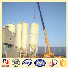 50t welded cement silo for small concrete plant