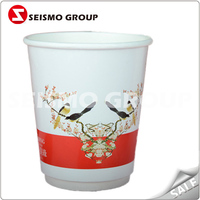 vending paper cup china hot drink disposable paper cup