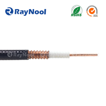 "cable manufacturer 1/2""S Feeder Jumper RF cable Corrugated Super flex Low PIM microwave coaxial cable"