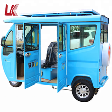 China cars in pakistan/solar panel tuk tuk for sale/passenger electric tricycle with 5 seats