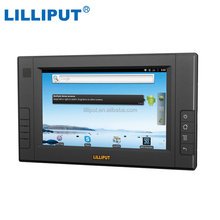 "LILLIPUT Capacitive Panel 7"" Industrial Panel PC with OS Win CE 7.0/Android 2.3/Linux 2.6.35 rugged tablet"