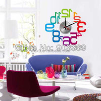 Hot DIY Metal Wall Stickers 3d