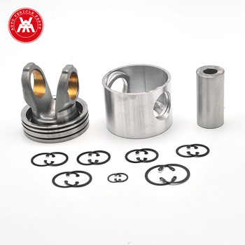 Weltake WMM Manufacture Price Aluminum Piston For Mf Tractor Engine Parts