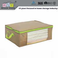 Top grade good function compactor non woven quilt storage bag