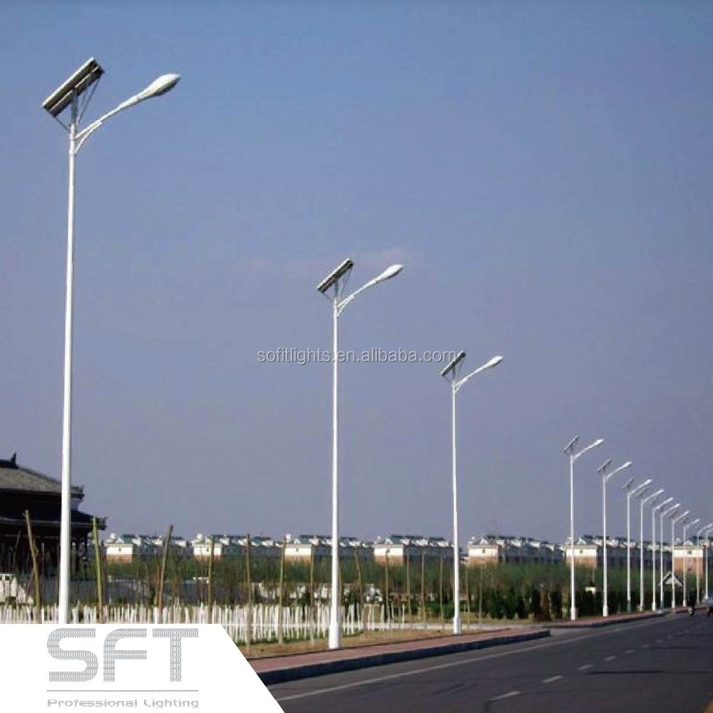 Self Innovation Intelligent Control Solar System Street Light Price list 3 Years Warranty