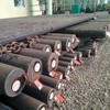 Hot round steel alloy bars