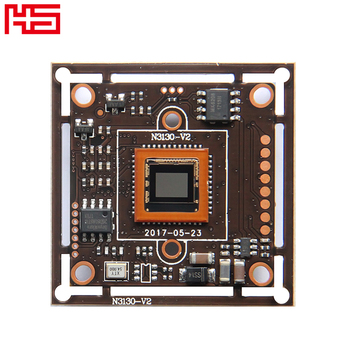 "1/3"" 960p 1.3MP AHD Color Cmos CCTV Board Camera Module"
