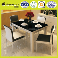 home dining room furniture wooden adjustable dining table
