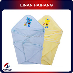 China OEM manufacture factory hot selling customized hooded baby bath towel