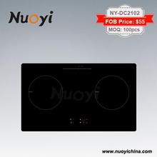 Hot Sale Kitchen Induction Stove with Kanger Crystal Panel