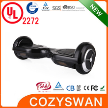 2016 Cozyswan Patented China Cheap Two wheels Self Balancing electric scooter smart Balance Electric Hoverboard with UL2272