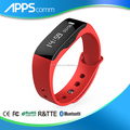 Bluetooth Smart Watch Activity (Pedometer) function