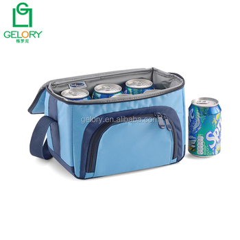 Wholesale 6 pack fitness lunch cooler bag promotional Yiwu