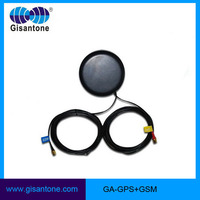 GPS GSM Combination Car Antenna Magnetic Mount