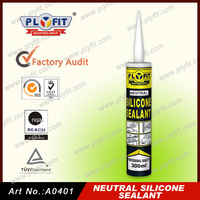 Super Glue Strong Contact Neutral Silicone Sealant