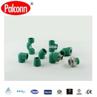 2015 Hot selling compression plastic fittings for ppr water pipe A492