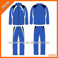 outdoor gym waterproof track suits