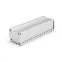 high quality aluminum enclosure electronic distribution enclosure box for electronic project