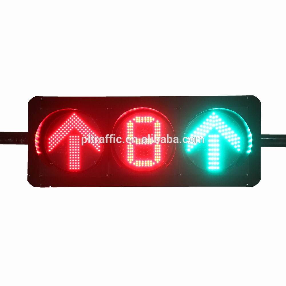 Hot style mother and son floor lamp signals led traffic warning light