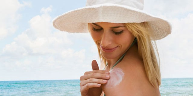SPF 30 cream form high quality nourishing sunscreen lotion