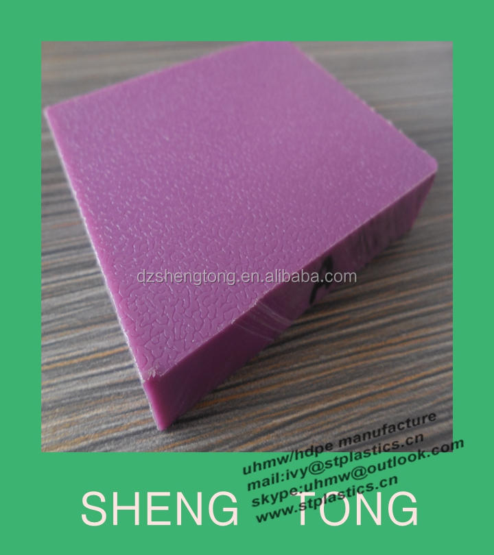 hdpe plastic sheet 50mm thick for construction material