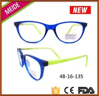 Unbreakable new stylish spectacle frame manufacturer for kids