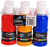 6ct*120ml Glitter Paint A0218