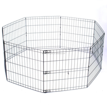 Large Dog Cage Metal Pet Cat Play Pen Puppy Run Kennel