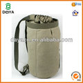 Cotton drawstring sports gym bags