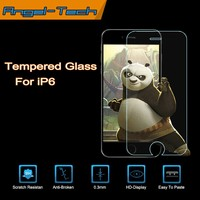 Mobile phone use tempered glass screen protector