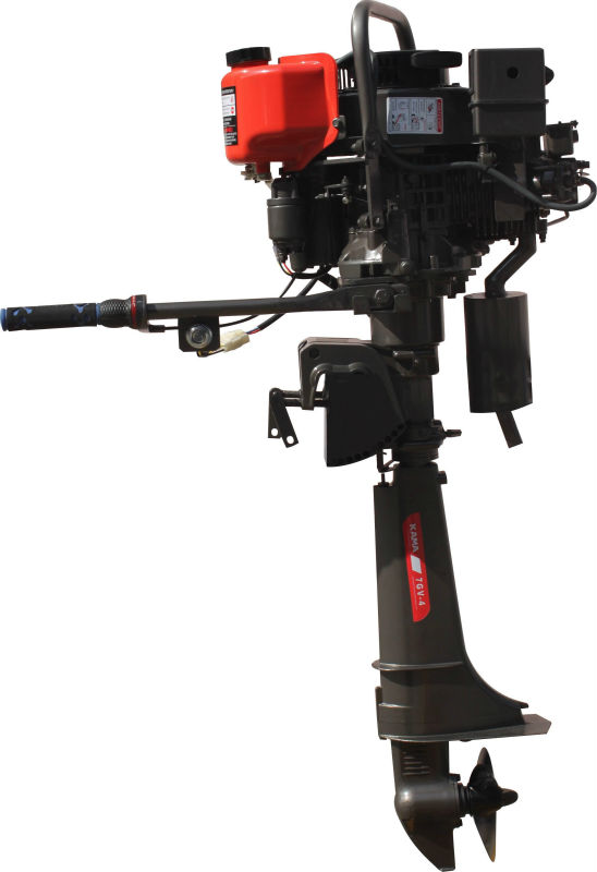 Simple 4hp Diesel Outboard Motor