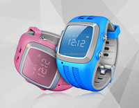 Wholesale 2016 Latest Cheapest Waterproof Smart Watch Kids GPS Watch
