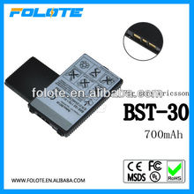 FOR SONY mobile phone BST-30 with long lasting battery T238 J200 T290 K500 K506