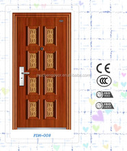 Unique Home Design Steel Security Door