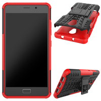 Case For Lenovo VIBE P2, Armor CASE Heavy Duty Hybrid Rugged TPU Impact Kickstand Hard Cover ShockProof shell
