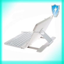 New Wireless Bluetooth keyboard Cover Case with 360 Degree Rotating Magnet Stand for Ipad Air