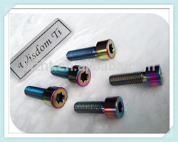 high quality sprocket nylock nut and titanium manufacturer