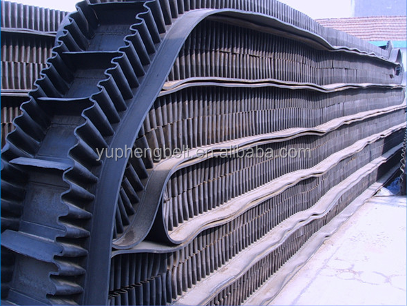 High Wear Resistance Corrugated Belt Conveyor Gear Box For Cement