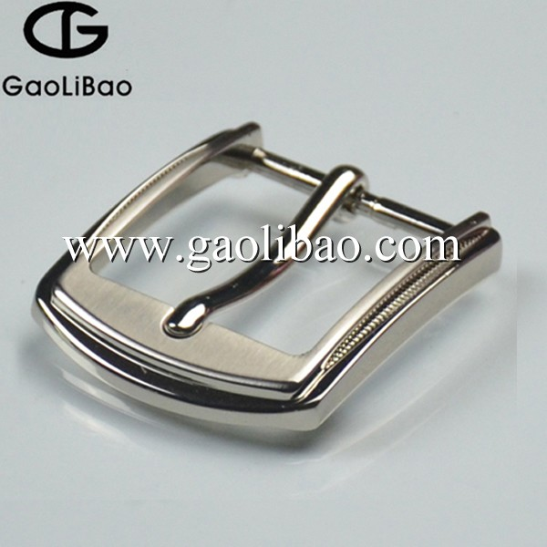New Stylish 30mm Pin buckle Metal belt buckle