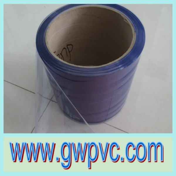 Blue Film PVC strip curtain /sheet